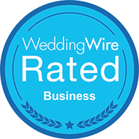 Wedding Wire - Blue Business