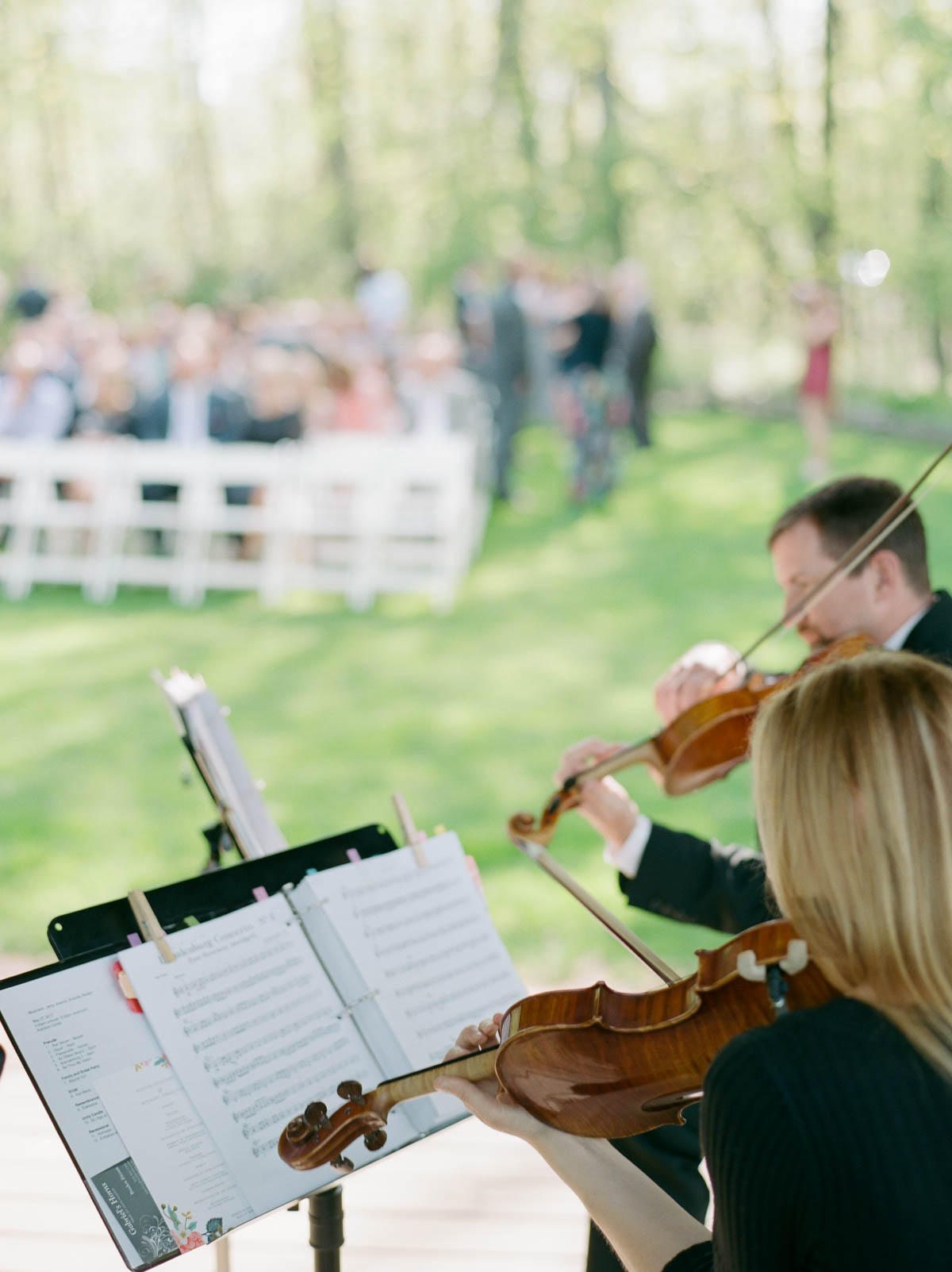 Image: Garbiel's Horns Live String Music for Weddings